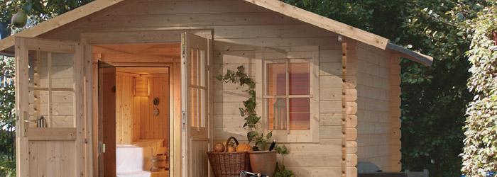 garten sauna bauen und einfach nur entspannen. Black Bedroom Furniture Sets. Home Design Ideas